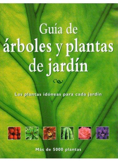 Guia arboles y plantas de jardin