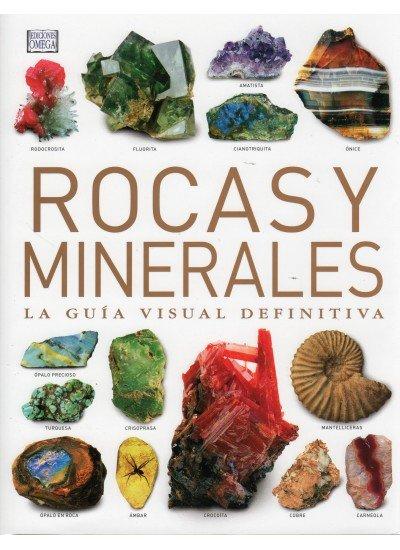 Rocas y minerales guia visual definitiva