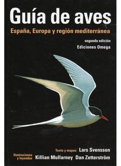 Guia de aves españa europa y region mediterranea