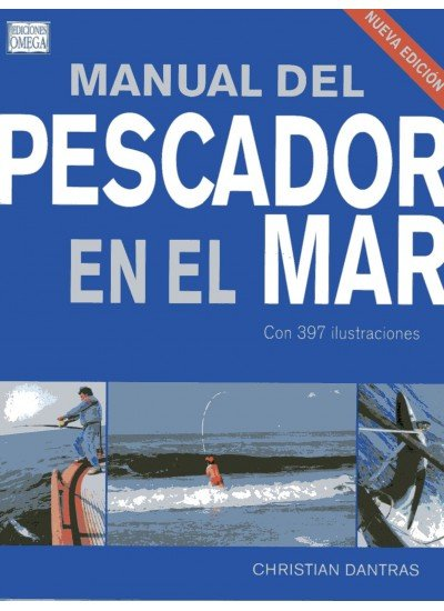 Manual del pescador en el mar ne