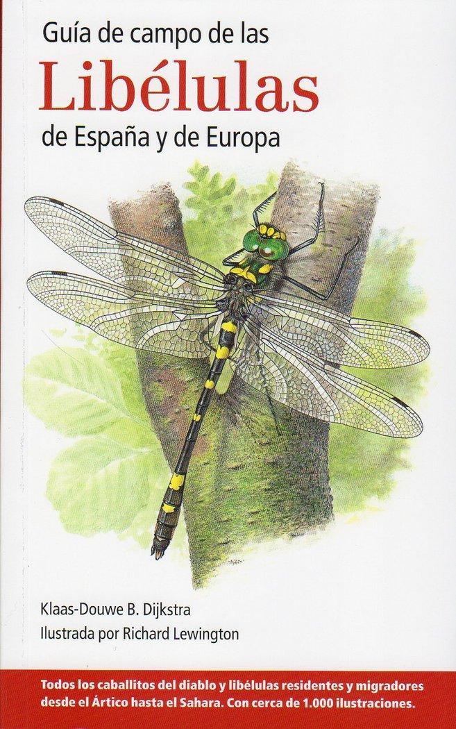 Guia de campo de las libelulas de españa y europa