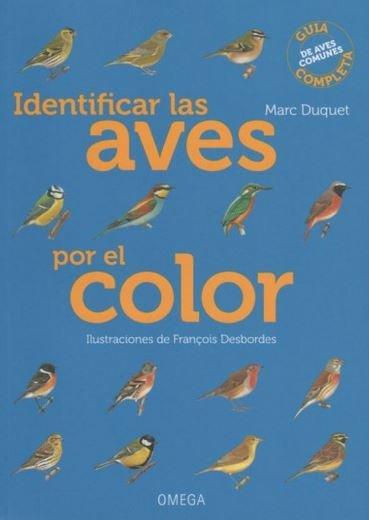 Identificar las aves por el color