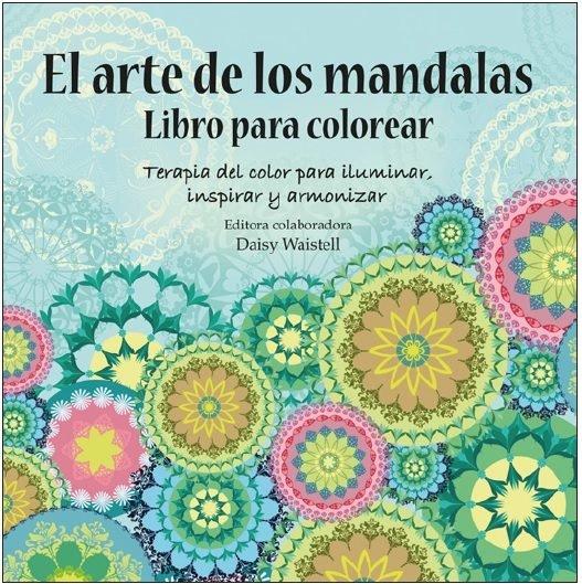 Arte de los mandales libro para colorear