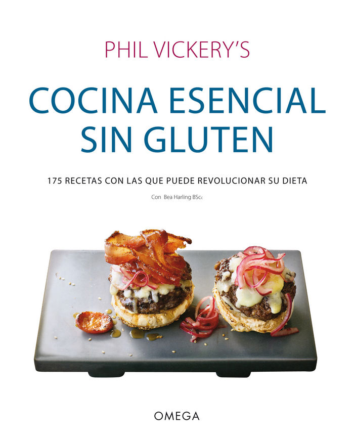 Cocina esencial sin gluten