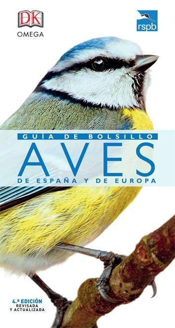 Guia de bolsillo aves de españa y europa