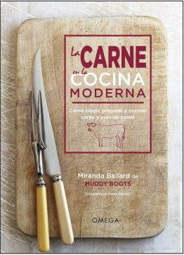 Carne en la cocina moderna