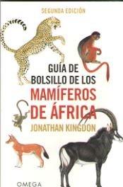 Guia bolsillo de los mamiferos de africa