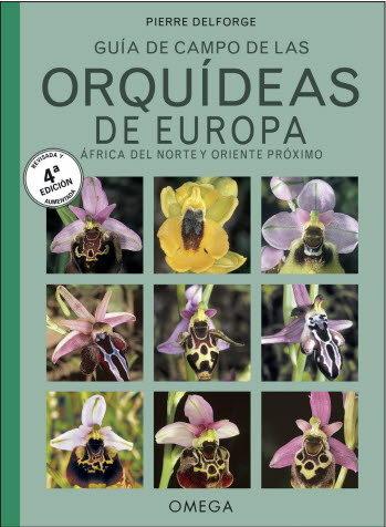 Guia de campo de las orquideas europa africa norte oriente