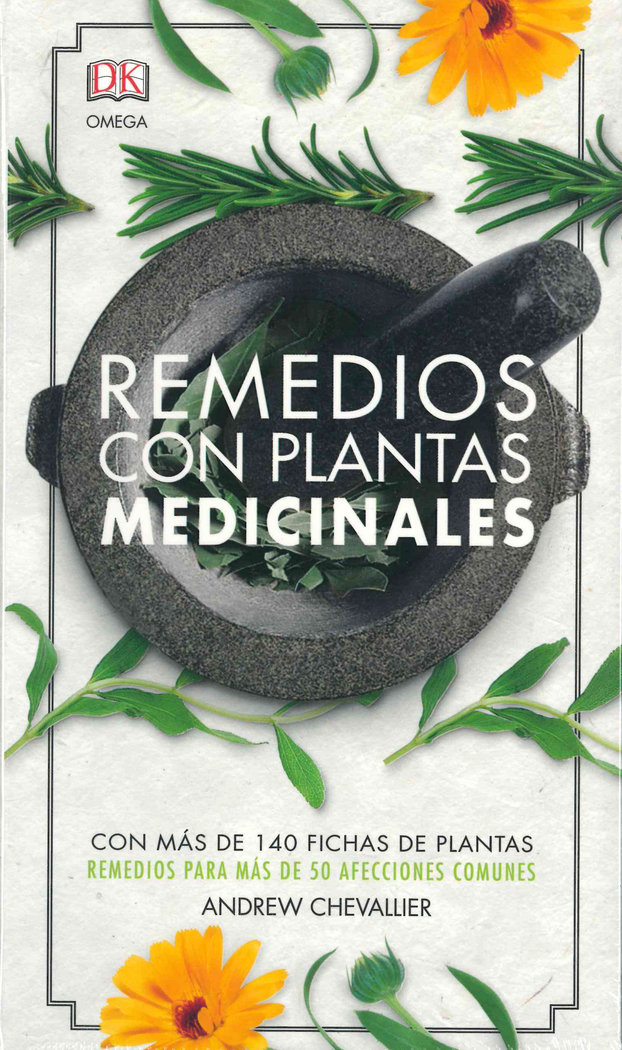 Remedios con plantas medicinales