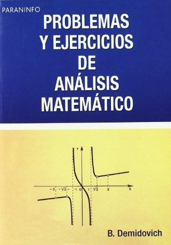Problemas de analisis matematicos