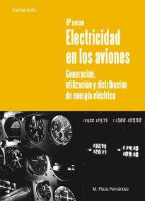 Electricidad en aviones.generacion utilizacion