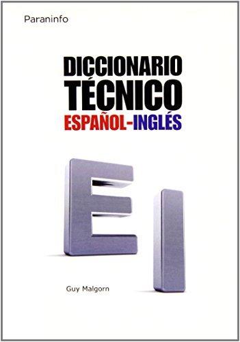 Dic.tecnico español-ingles 11ªed