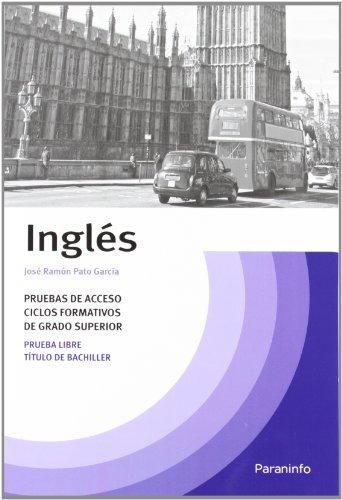 Ingles pruebas acceso cf gs