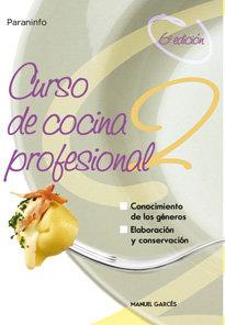 Curso cocina profesional 2 paraninfo