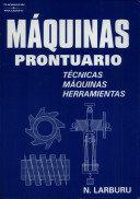 Maquinas prontuario tecnicas maquinas herramientas