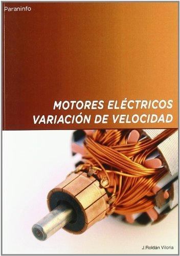 Motores electricos variacion velocidad