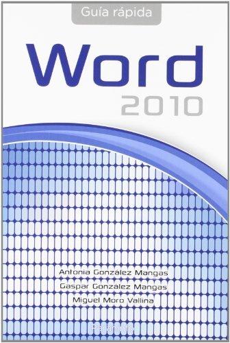 Guia rapida de word office 2010
