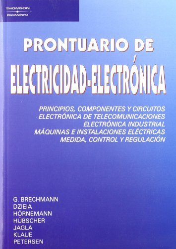 Prontuario electricidad electronica