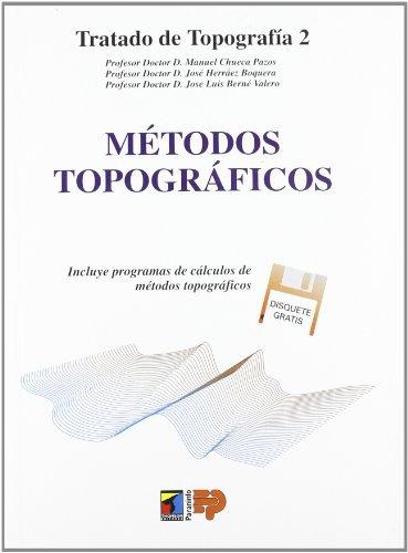 Tratado de topografia tomo ii. metodos topograficos