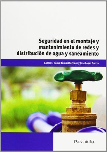 Seguridad en montaje y mantenimiento redes y distribu.agua