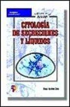 Citologia de secreciones y liquidos cf 01