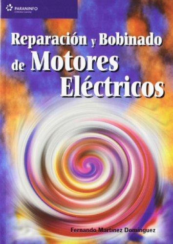 Reparacion y bobinado motores electricos
