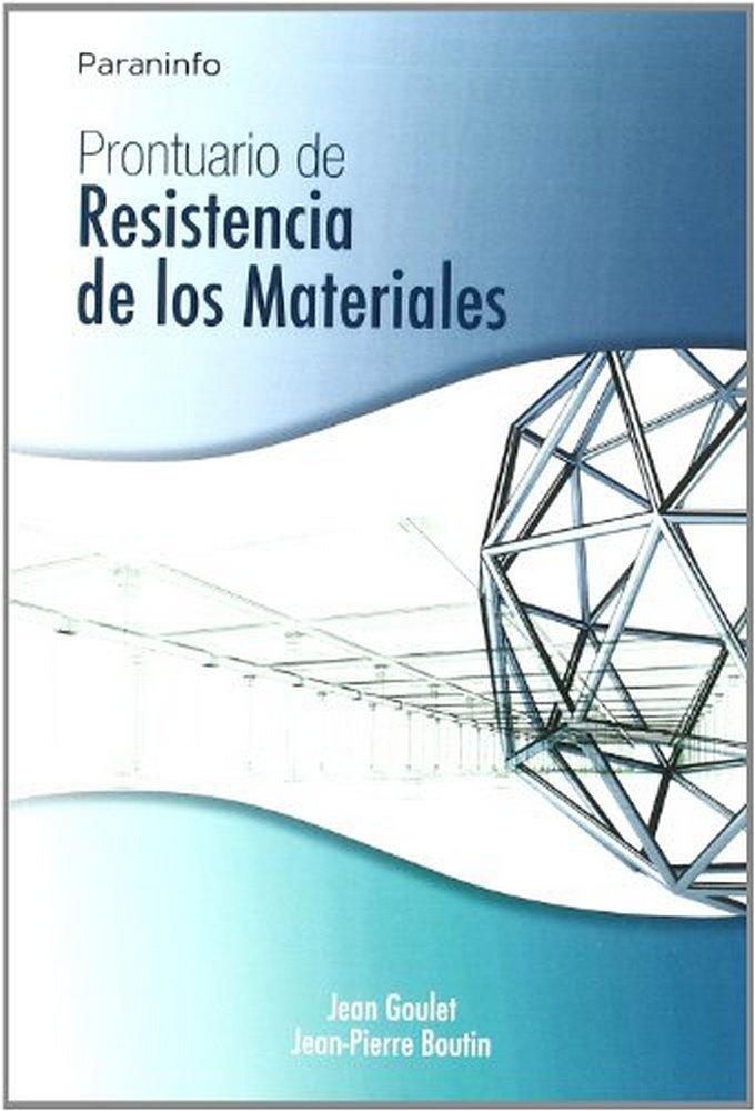 Prontuario resistencia materiales