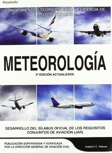 Meteorologia conocimientos teoricos piloto privado