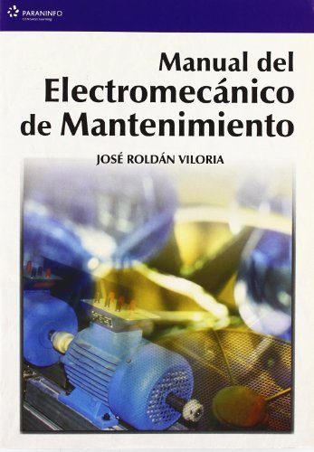 Manual electromecanico mantenimiento