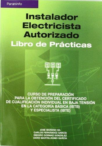 Instalador electricista autorizado practicas      parele0cf