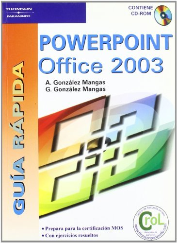 Guia rapida powerpoint office 2003