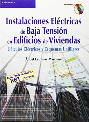 Instalaciones electricas de baja tension en ed.de viviendas