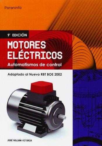Motores electricos automatismos control 9ºed