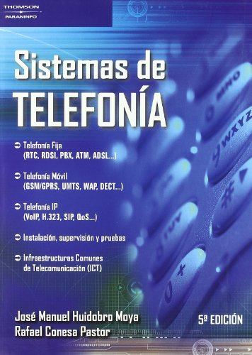 Sistemas de telefonia 5ºed