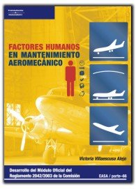 Factores humanos mantenimiento aeromecanico
