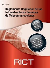Reglamento regulador infraes.telecomunicaciones rict 4ª 2011