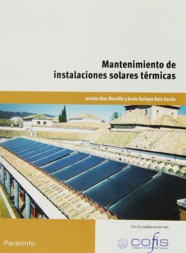 Mantenimiento de instalaciones solares termicas