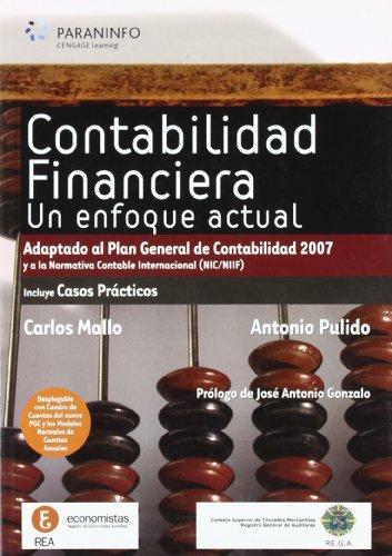 Contabilidad financiera un enfoque actual