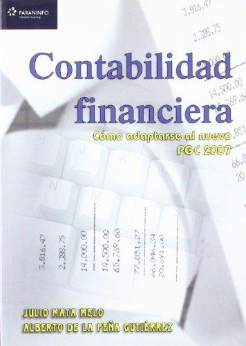 Contabilidad financiera adaptarse nuevo pgc 2007