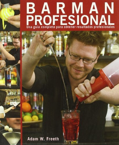Barman profesional