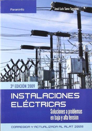 Instalaciones electricas electricidad