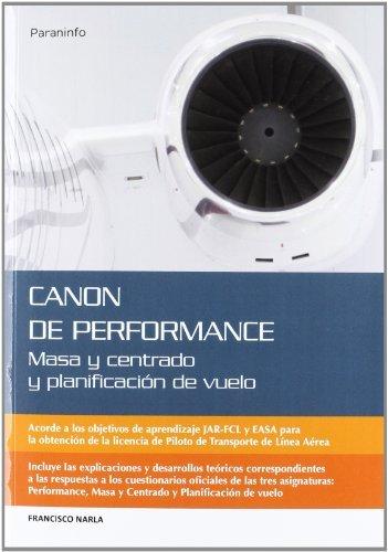 Canon de performance