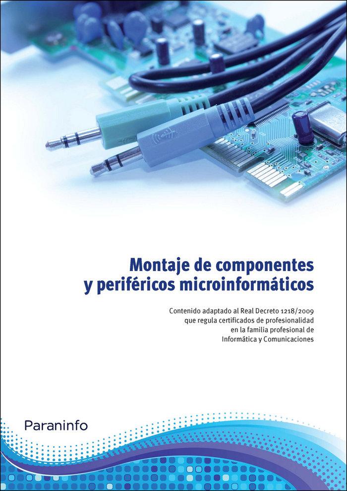 Montaje de componentes y perifericos microinformat