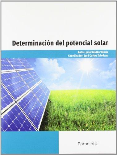 Determinacion del potencial solar uf0212