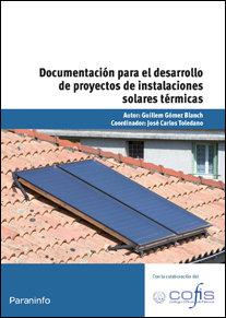 Documentacion para desarrollo de proyectos instalaciones so