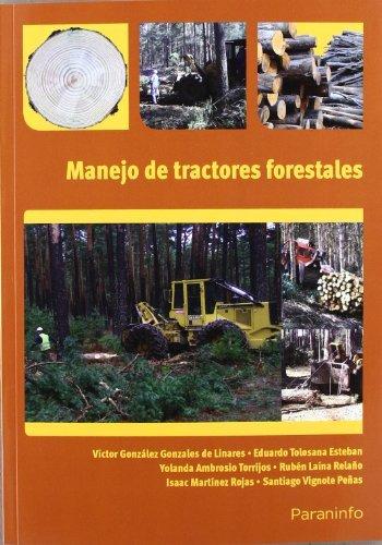 Manejo de los tractores forestales