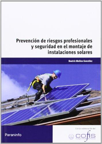 Prevencion riesgos profesionales y seguridad montaje instal