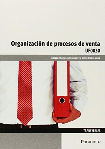 Organizacion de procesos de venta