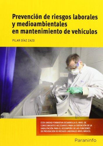 Prevencion riesgos laborales y medioambientales mantenimien