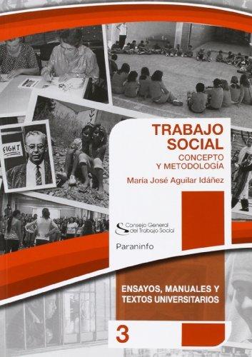 Trabajo social concepto y metodologia